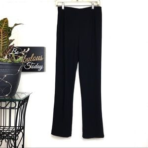 Vintage 90s Ultimate Petite Black Flare Pants